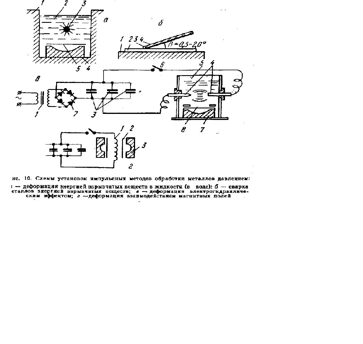 Схема цеха прессования металлов фото 118