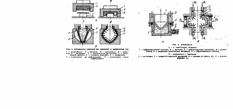 Схема цеха прессования металлов фото 1